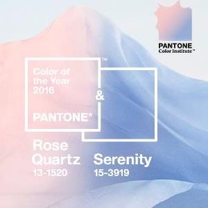 Farby pre rok 2016 podľa PANTONE