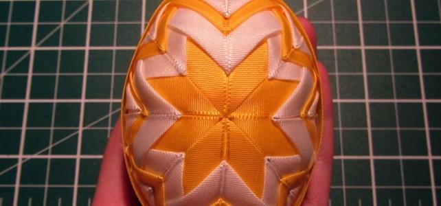 Tvorba: Veľkonočné vajíčko – falošný patchwork
